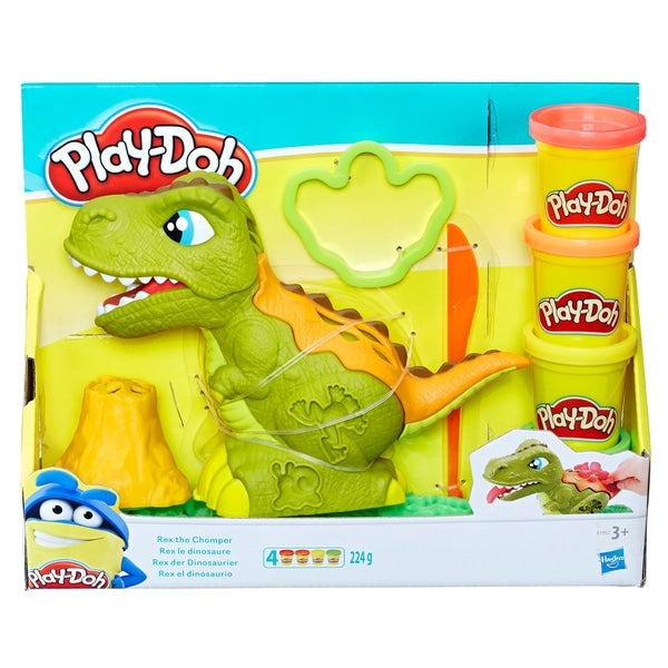 Play-Doh Rex The Chomper Playset