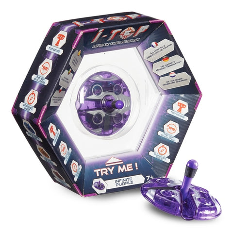 i -Top Spinning Top Assorted