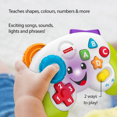 Fisher Price Game & Learn Controller