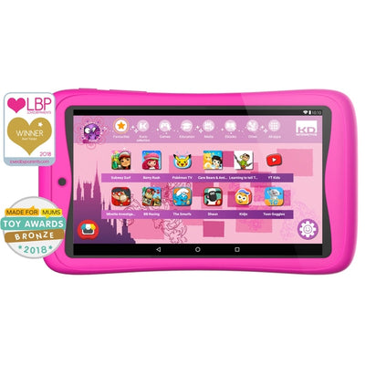 "Kurio 7"" Tablet Connect Pink"