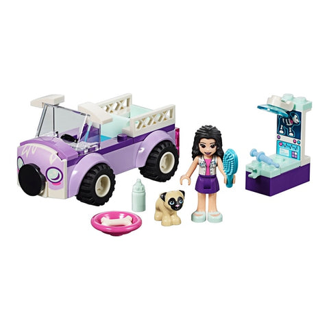 Lego Friends 41360 Emma's Mobile Vet Clinic