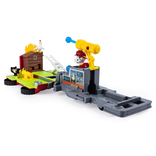 Paw Patrol Marshall's Ride N' Rescue Transforming Fire Truck