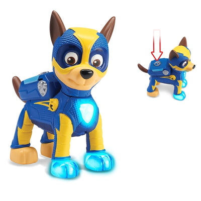 Paw Patrol Mighty Pups Figure Assorted