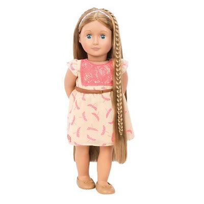 Our Generation Hair Play Doll Portia