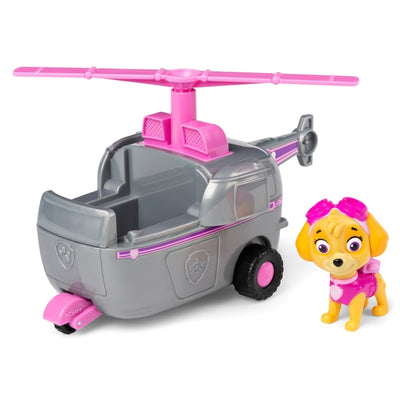 Paw Patrol Vehicle Skye Helicopter