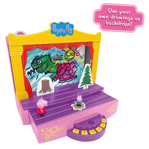 Peppa Pig Peppa's Stage Playset