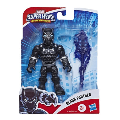 Marvel Avengers Super Heroes Adventures Black Panther