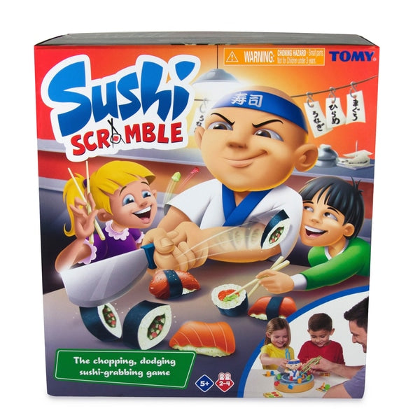 Sushi Scramble Game