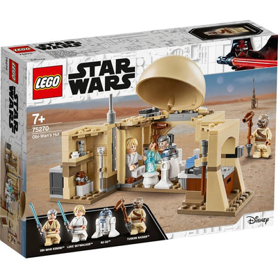 Lego Star Wars 75270 Obi-Wan's Hut