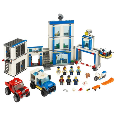Lego City 60246 Police Station