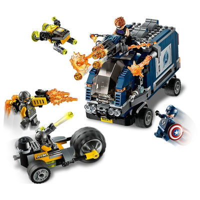 Lego Marvel Avengers 76143 Avengers Truck Take Down
