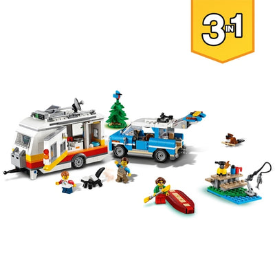 Lego Creator 31108 Caravan Family Holiday