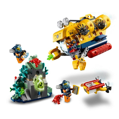 Lego City 60264 Ocean Exploration Submarine