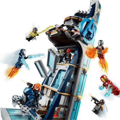 Lego Marvel Avengers 76166 Avengers Tower Battle
