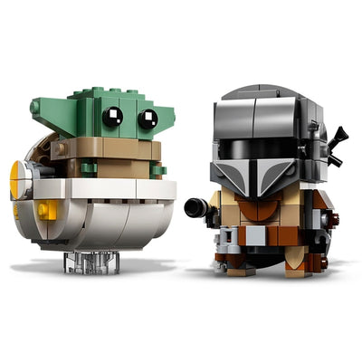 Lego Star Wars The Mandalorian - The Mandalorian And The Child
