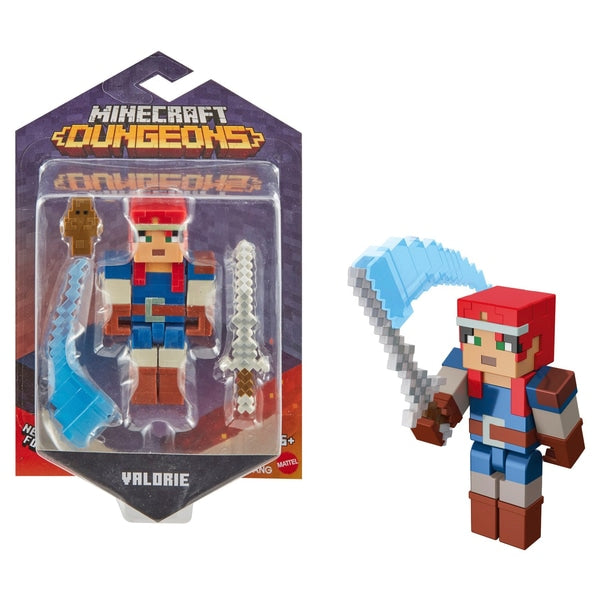 Minecraft Dungeons Action Figure Valorie
