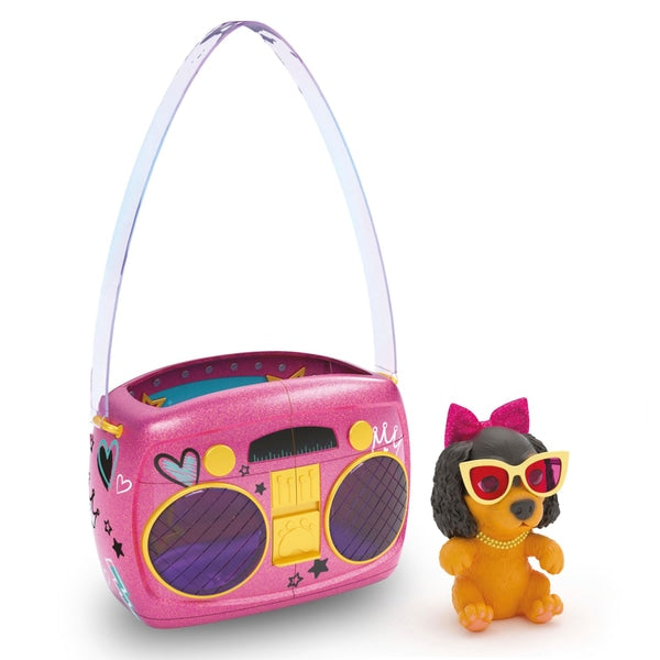 Little Live Pets OMG Pup Star Stage Playset