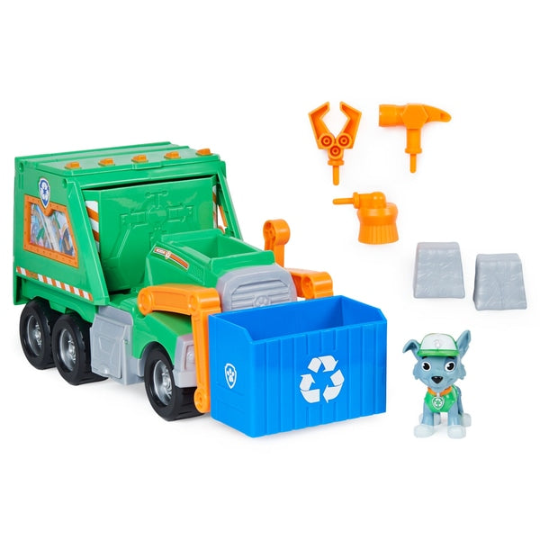 Paw Patrol Rocky's Reuse It Truck