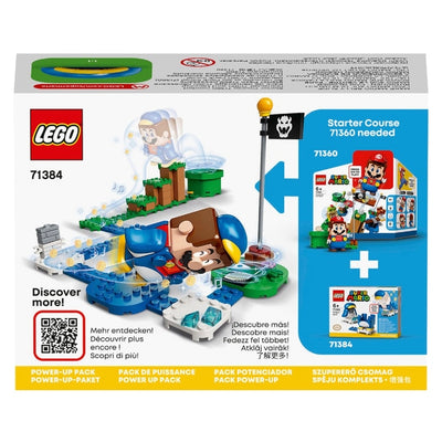 Lego Super Mario 71384 Penguin Mario Power Up Pack