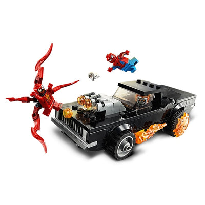 Lego Marvel 76173 Super Heroes SpiderMan And Ghost Rider vs Carnage