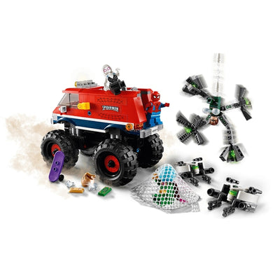 Lego Marvel 76174 Super Heroes SpiderMan's Monster Truck vs Mysterio