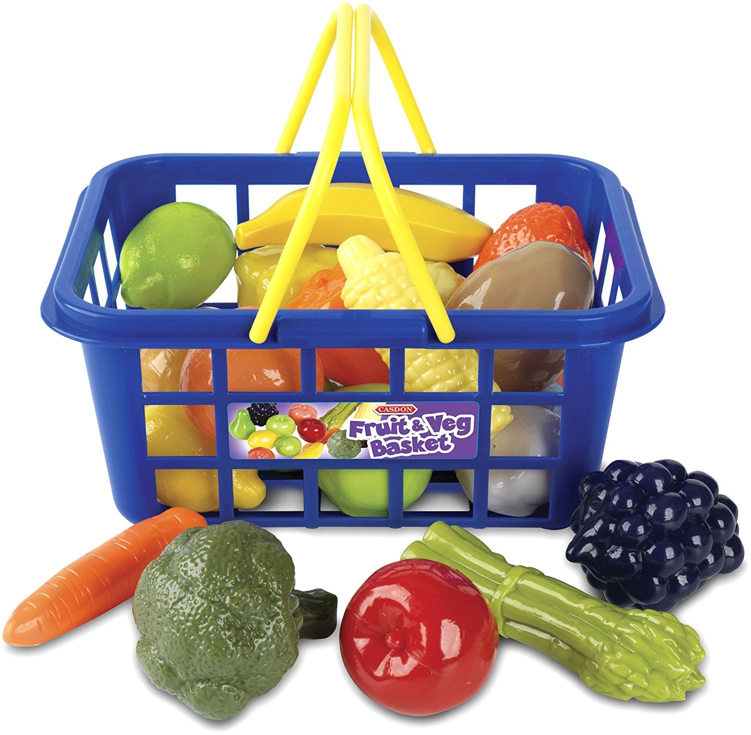 Casdon Little Shopper Fruit & Veg Basket