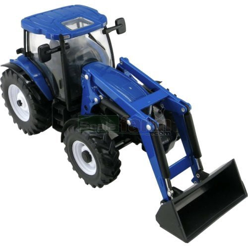 Britains 43148A1 New Holland T6.180 Tractor with Front Loader 1:32
