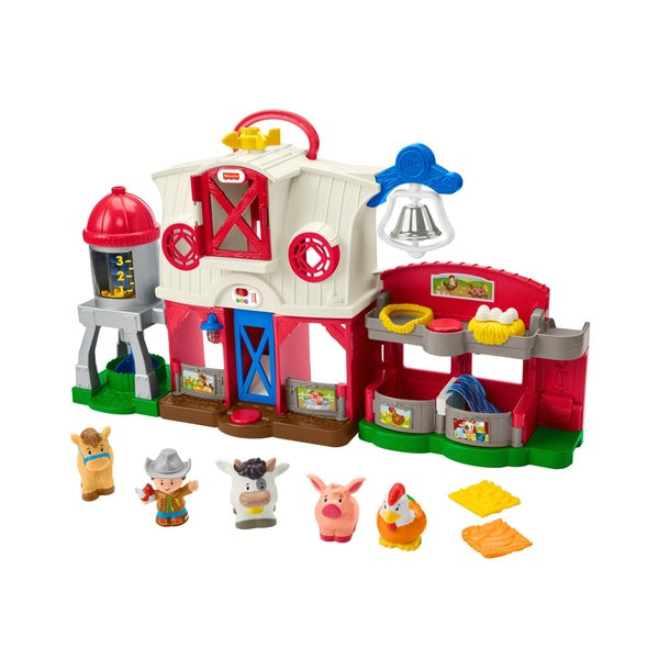 Fisher Price Little People Caring For Animals Farm GLT 78