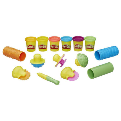 Play-Doh Shape And Learn Tools And Textures