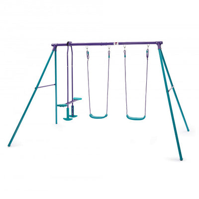 Plum Jupiter Triple Metal Swing
