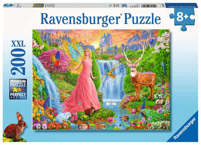 Ravensburger Magical Fairy Magic 200pc Jigsaw Puzzle