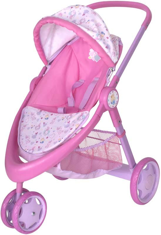 Baby Born 3 Wheel Pushchair