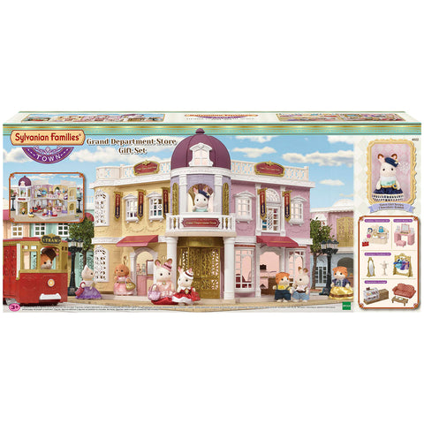 Sylvanian Families Town Grand Department Store Gift Set