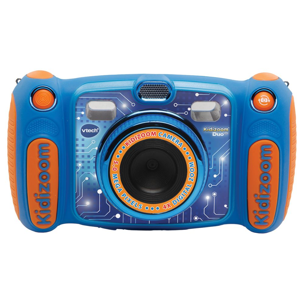 Vtech Kidizoom Duo Camera 5.0 Blue
