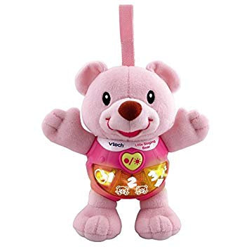 Vtech Baby Little Singing Bear Pink