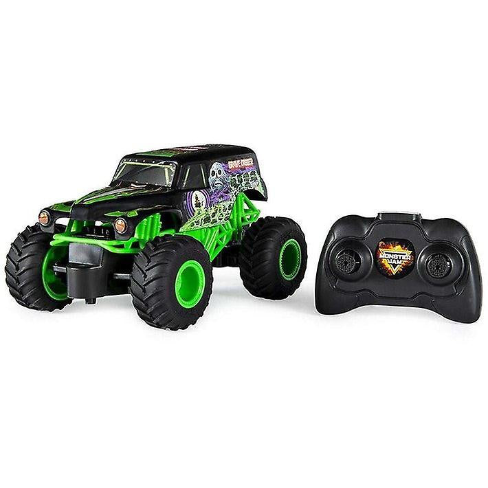 Monster Jam Grave Digger Remote Control Vehicle