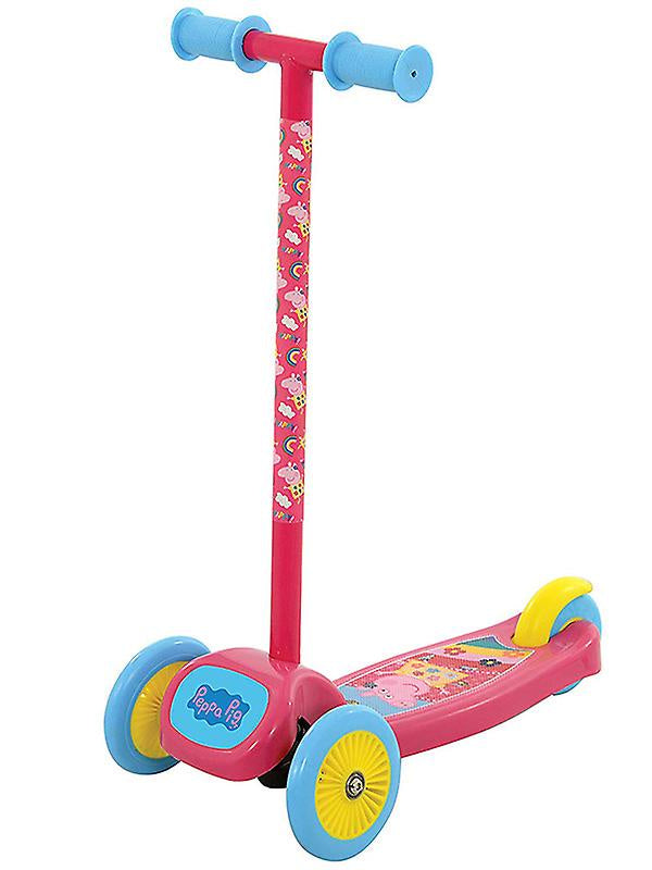 Peppa Pig Tilt And Turn Scooter