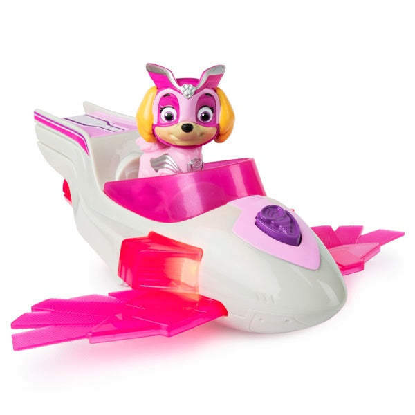 Paw Patrol Mighty Pups Super Paws Skye Deluxe Vehicle
