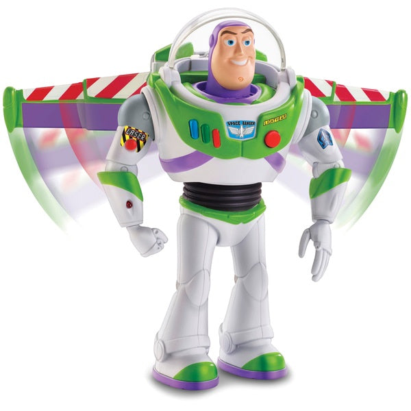 Toy Story 4 The Ultimate Walking Buzz Lightyear