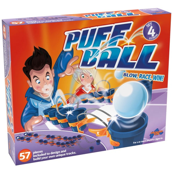 Puff Ball Set 4 Extreme Game