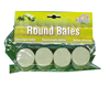 Kids Globe Set Of 4 Round Silage Bales