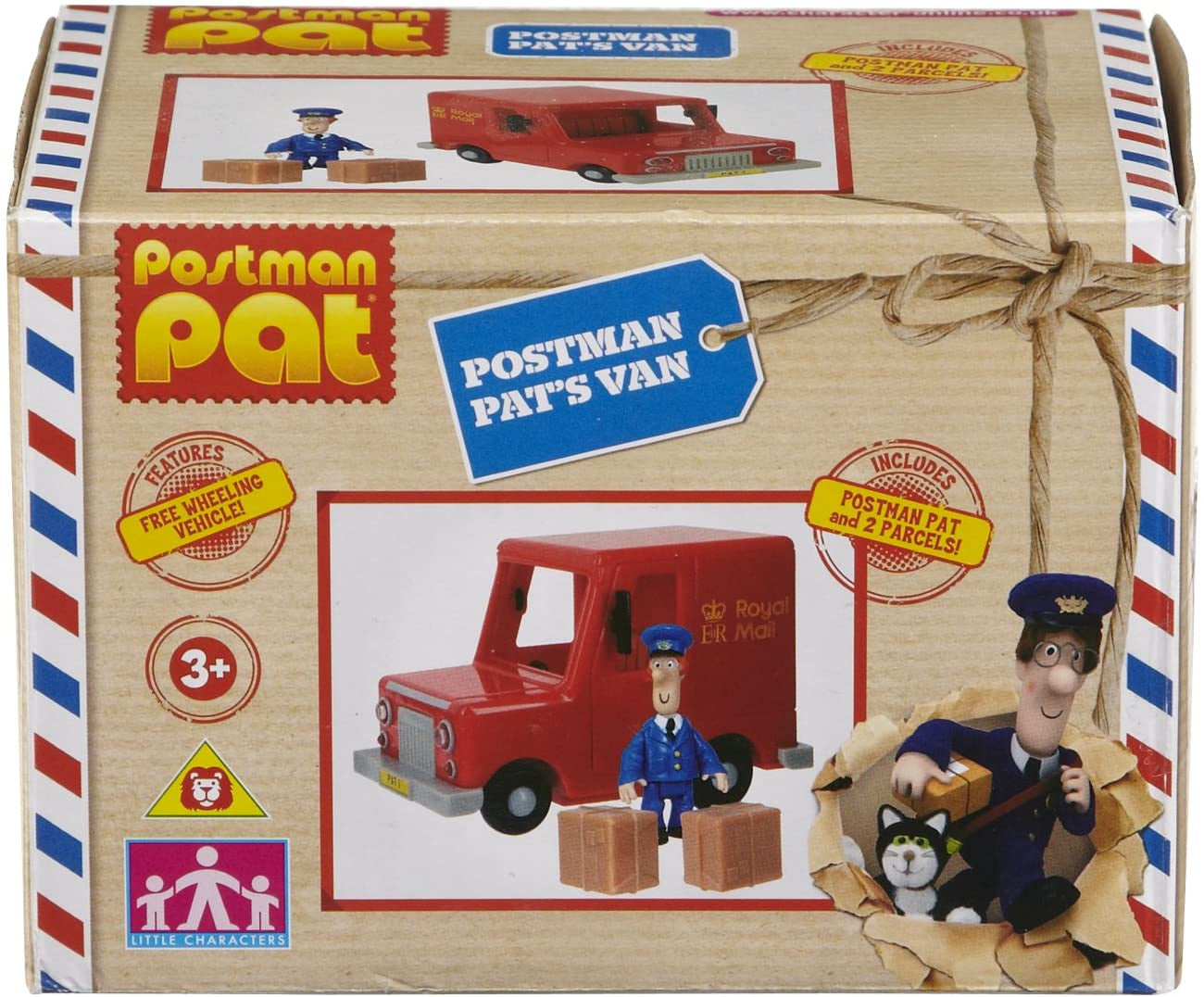 Postman Pat - Pat's Royal Mail Van