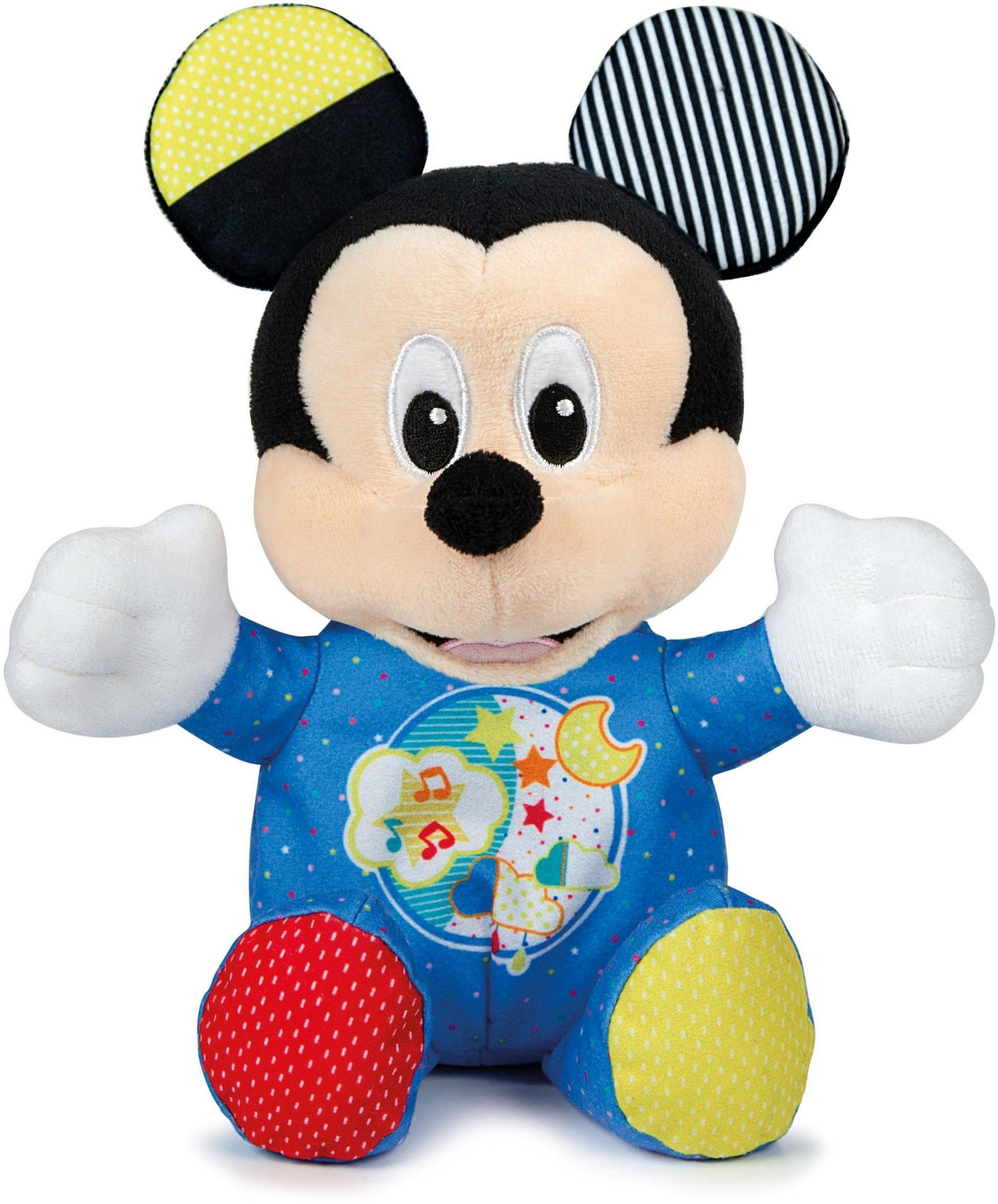 Baby Clementoni Mickey Mouse Baby Mickey Lights & Dreams