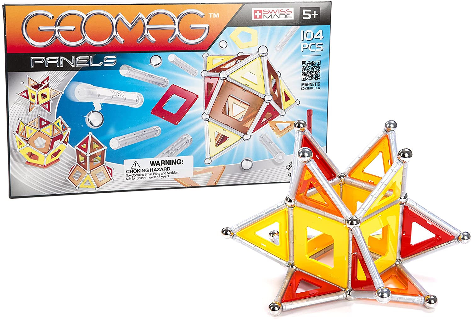 GEOMAG Panels Set 104pc