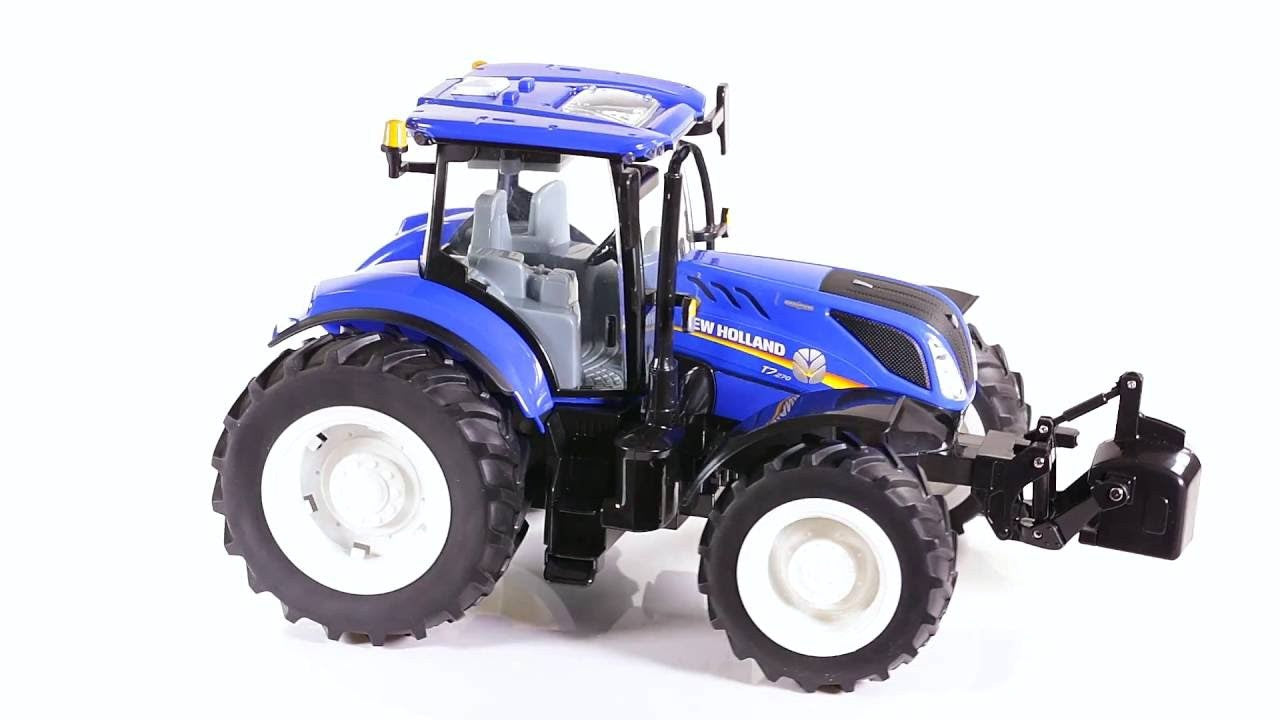 Britains Big Farm New Holland T7.270 Tractor 1:16