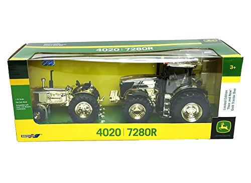 Britains 43029 Limited Edition John Deere Tractor Double Pack 1:32