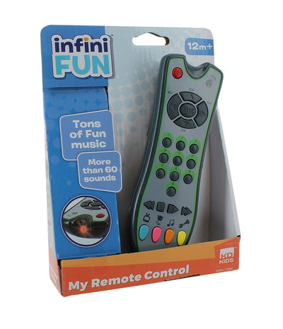 Infini Fun My Remote Control