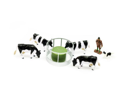 Britains 43137A1 - Cattle Feeder Set