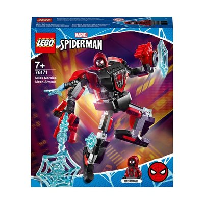 Lego Marvel 76171 Super Heroes Avengers Miles Morales Mech Armour