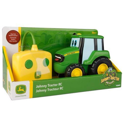 Tomy John Deere Radio Controlled Johnny Tractor